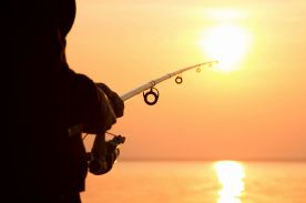 Fishing is one of the fun activities on South Padre