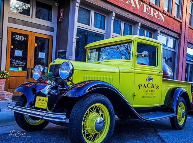 Pack's Tavern - Asheville North Carolina