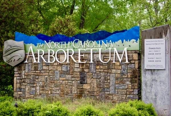 The North Carolina Arboretum - Asheville North Carolina