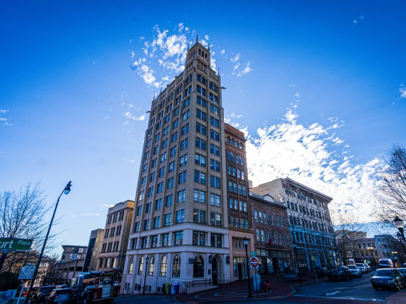 Photographic Tour of Historic Downtown Asheville, NC