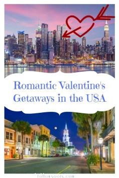 Romantic Getaway Ideas in the USA