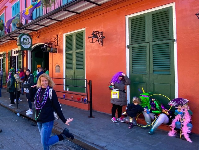Heading to Bourbon Street is a must in New Orleans