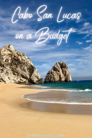 Cabo San Lucas on a Budget