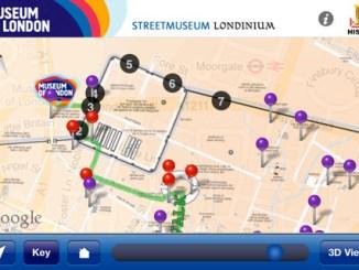 Streetmuseum Londinium review