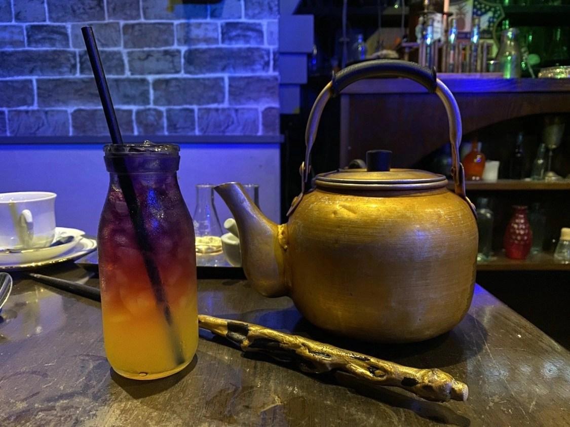 Harry Potter Bucket List London - Afternoon Tea 1