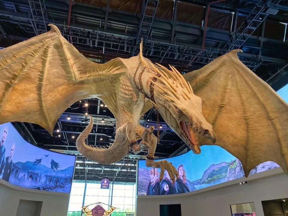 Harry Potter Studio Tour - Atrium