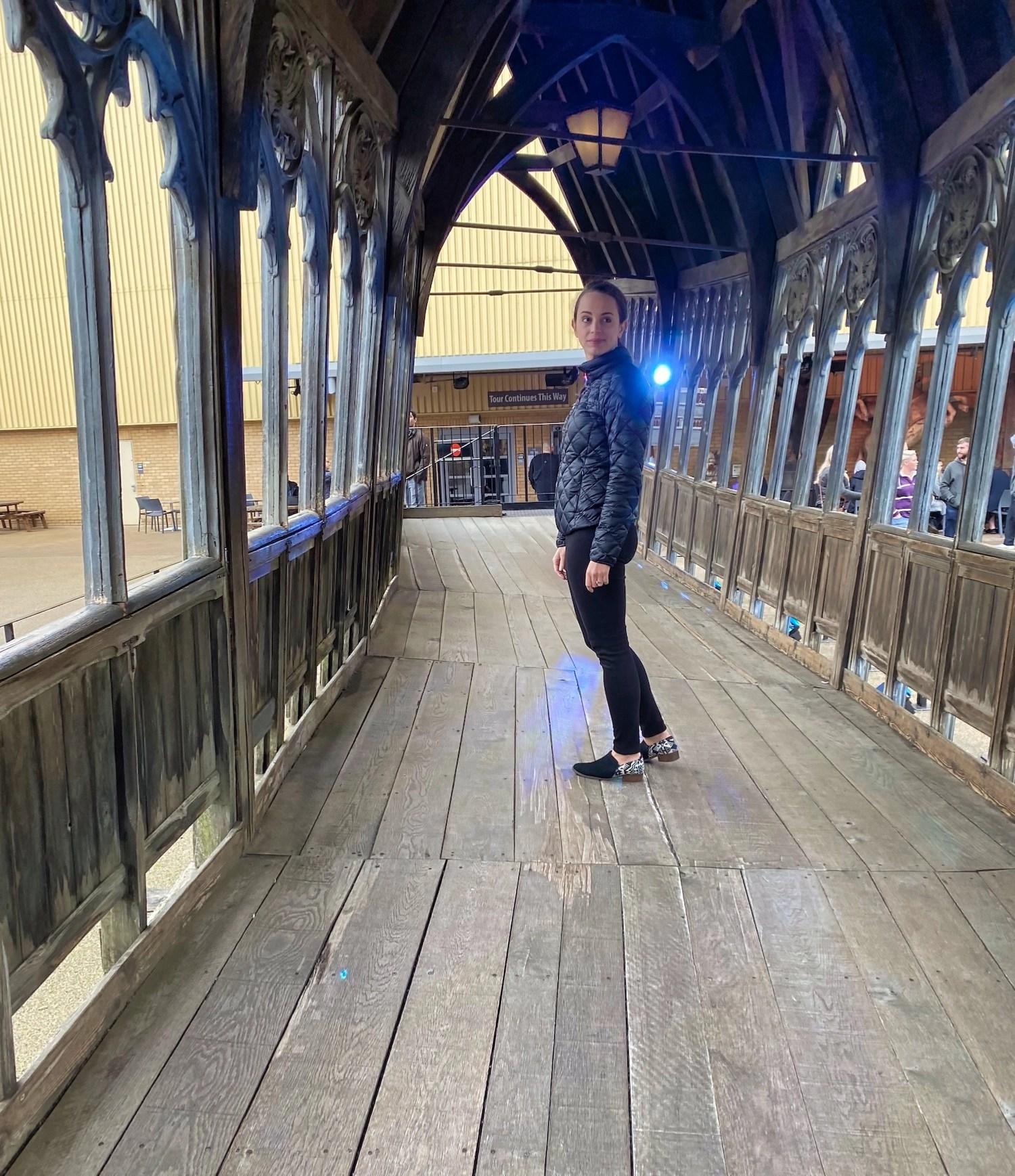 Harry Potter Studio Tour - Backlot