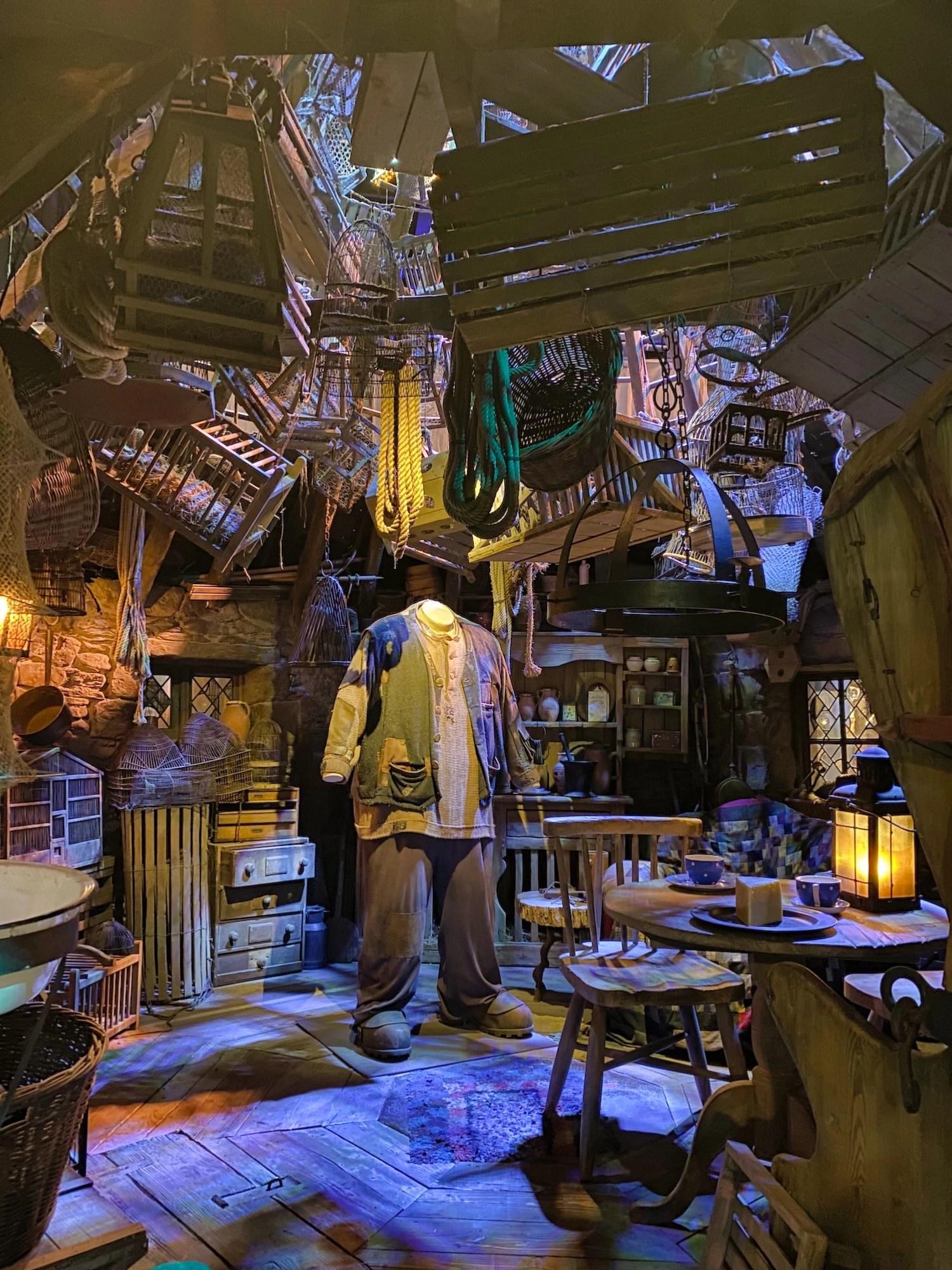 Harry Potter Studio Tour - Hagrid's Hut