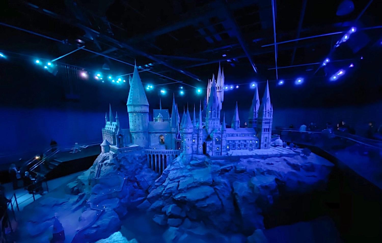 Harry Potter Studio Tour - Model Room