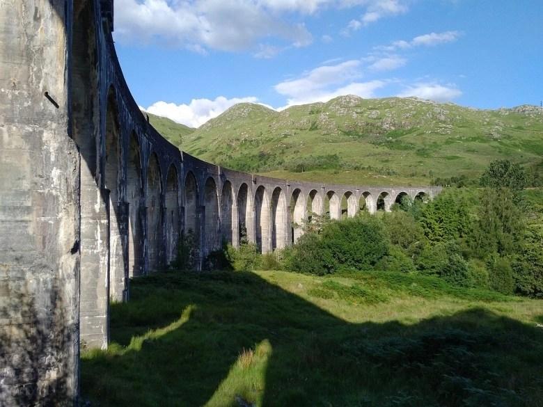 Harry Potter Tour - Glenfinnan Viaduct