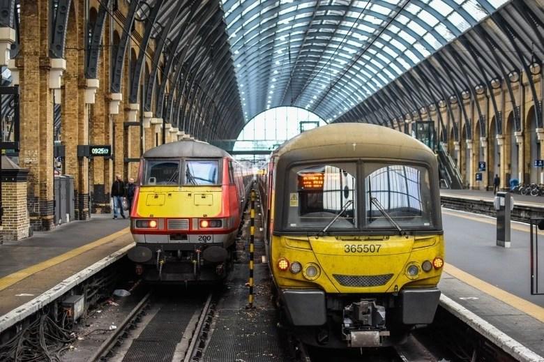 Harry Potter Tour - King's Cross Station