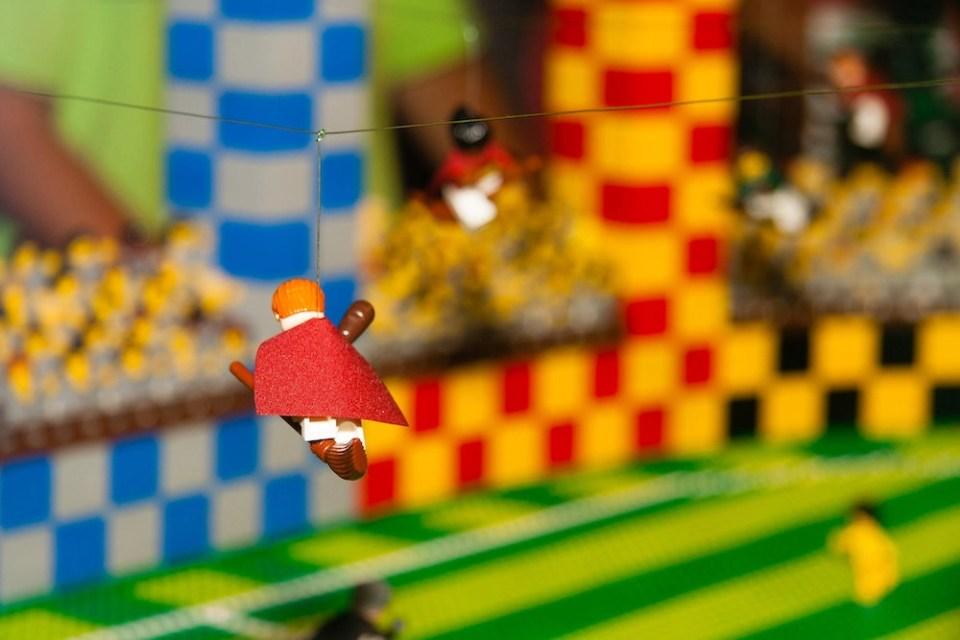 Virtual Harry Potter Experiences - Tim Moreillon via Flickr