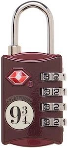 Platform 934 Luggage Lock