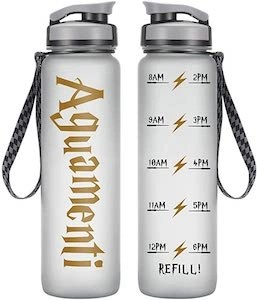 Aguamenti Water Bottle