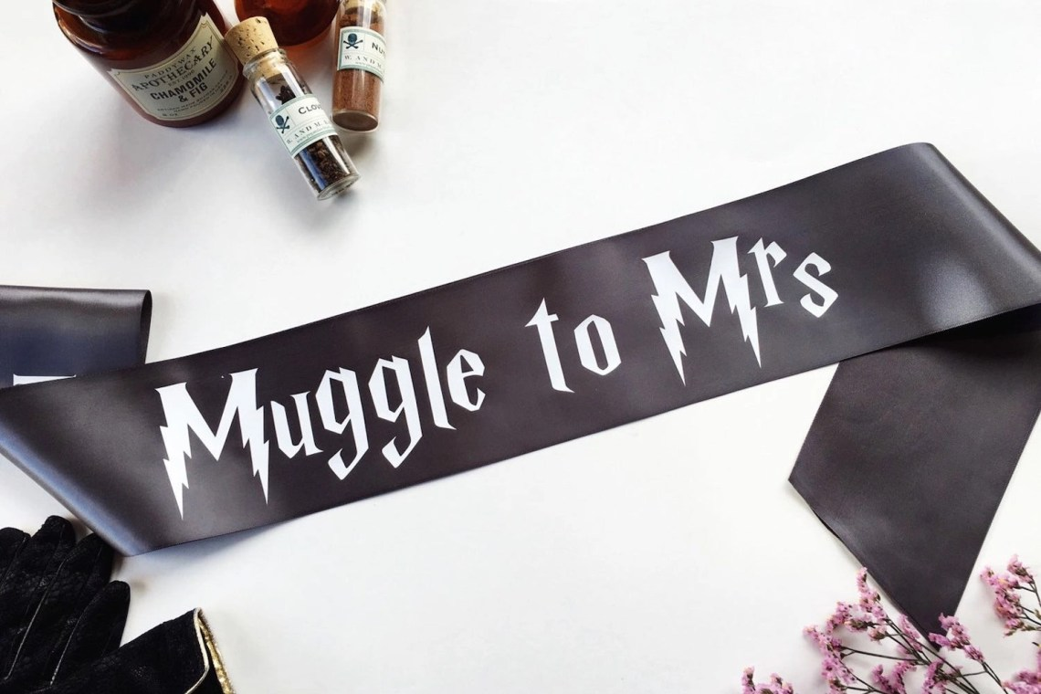Harry Potter Bachelorette Party Hero
