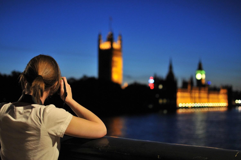 Harry Potter Locations London - Lambeth Bridge
