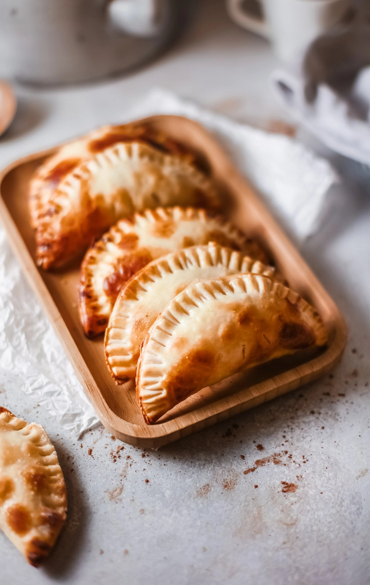 Pumpkin Pasties Recipe