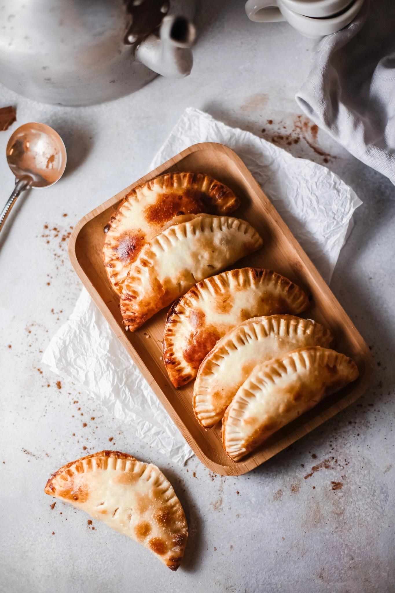 Pumpkin Pasteis Recipe