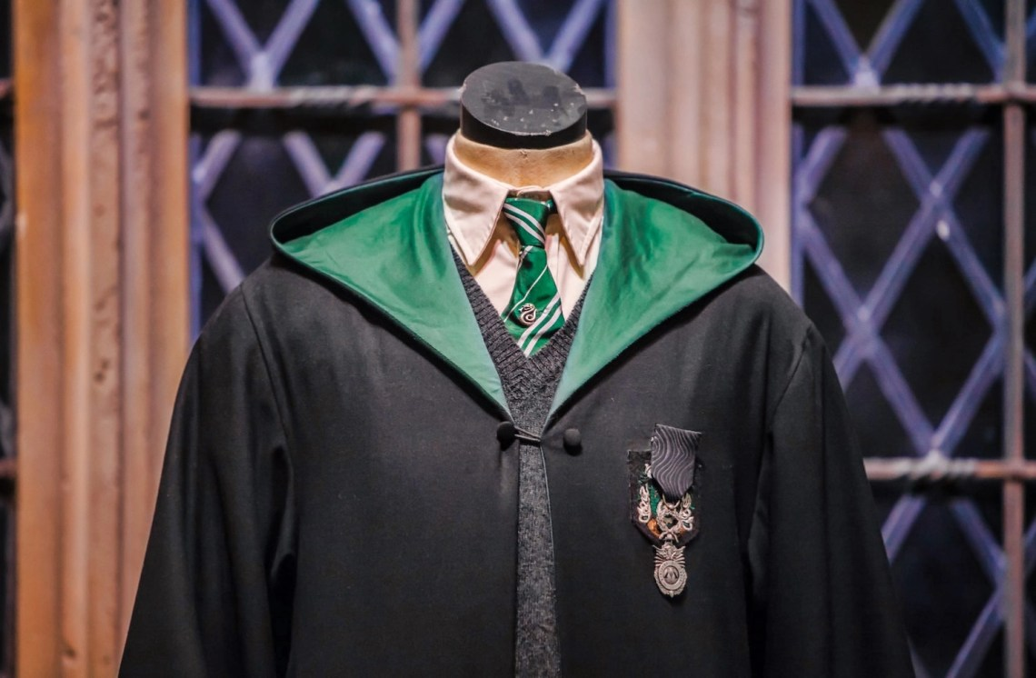 Slytherin Gift Guide Hero