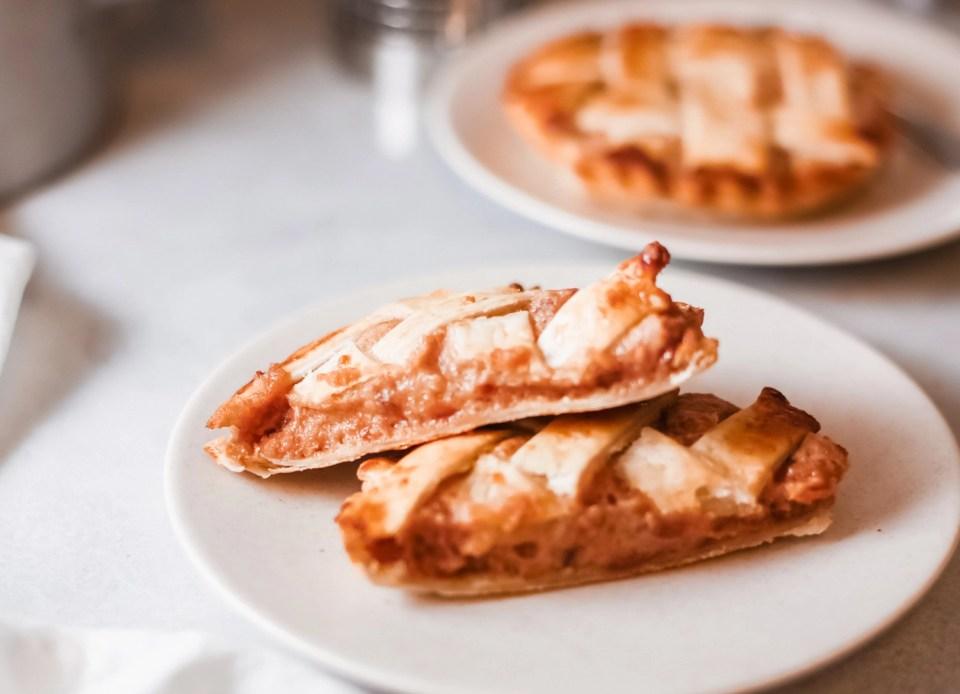 Treacle Tart - Slices