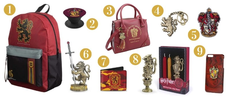 Gryffindor Gift Guide - Other Gifts
