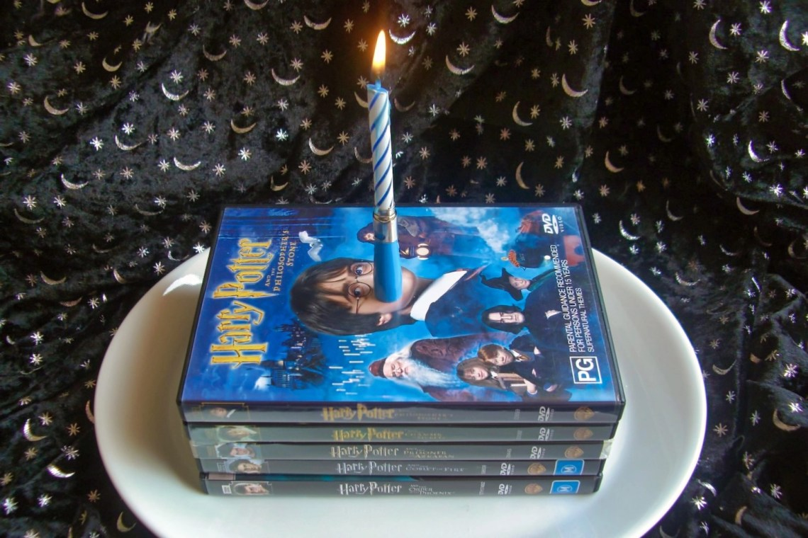 Harry Potter Movie Night Hero - Kathryn Greenhill via Flickr