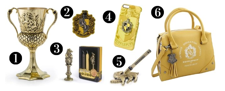 Hufflepuff Gift Guide - Other Gifts