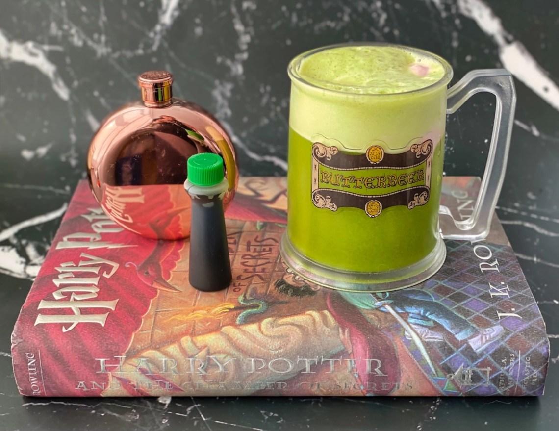 Polyjuice Potion Recipe