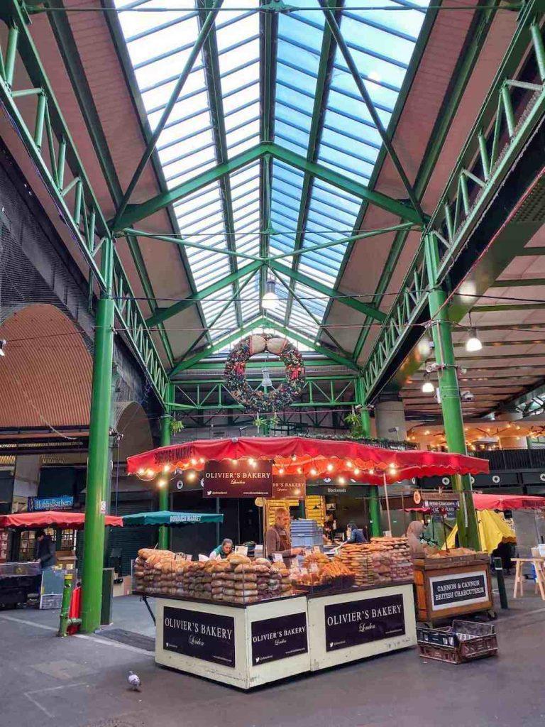 Harry Potter Film Locations - Borough Market