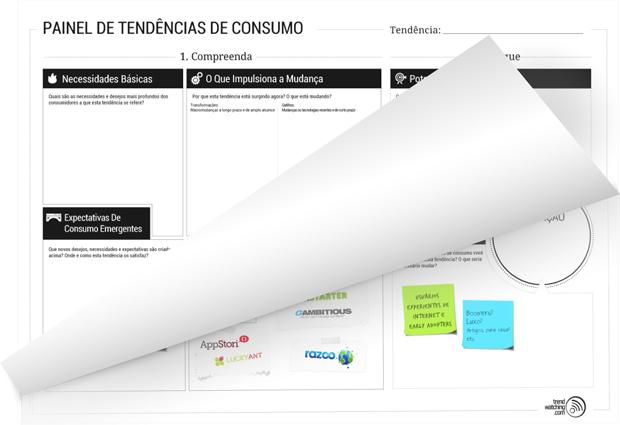 follow the colours painel tendencia consumo trendwatching 5 Tendências de Consumo Cruciais para 2014