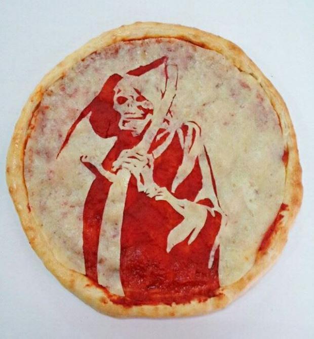 pizza-morte