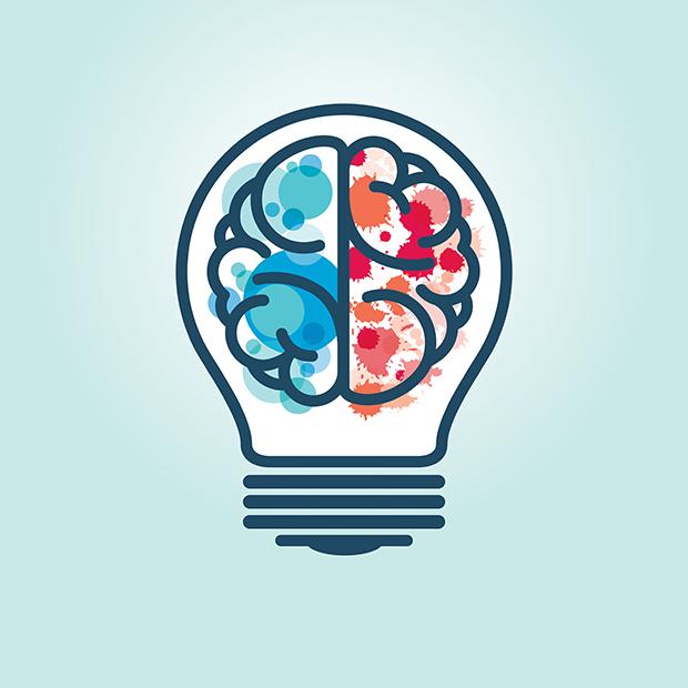 follow the colours cérebro memória criatividade