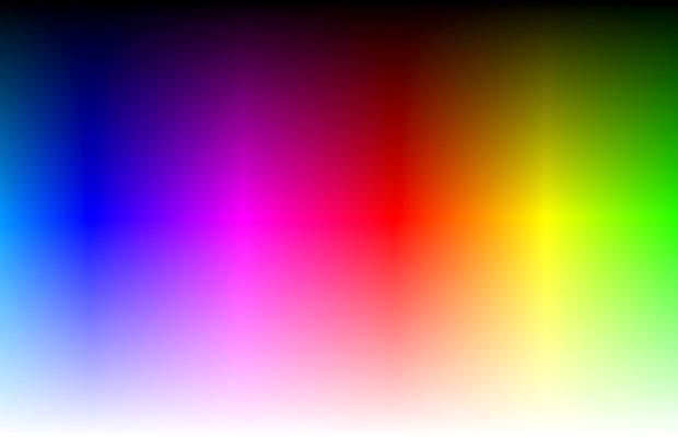 follow the colours música cor Predominant.ly