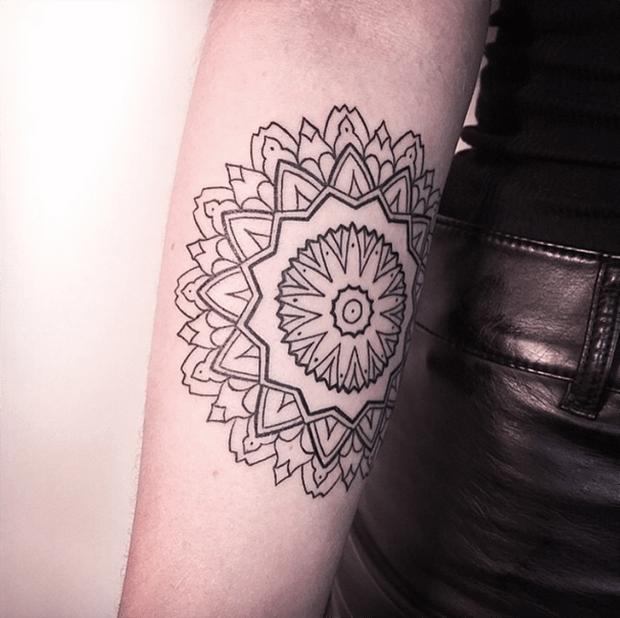 follow the colours tattoo friday Melina Wendlandt 07