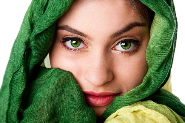 Significado cor verde olho roupa