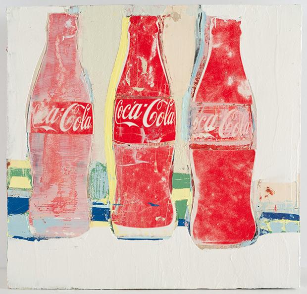 coca-cola exposição garrafa centenário