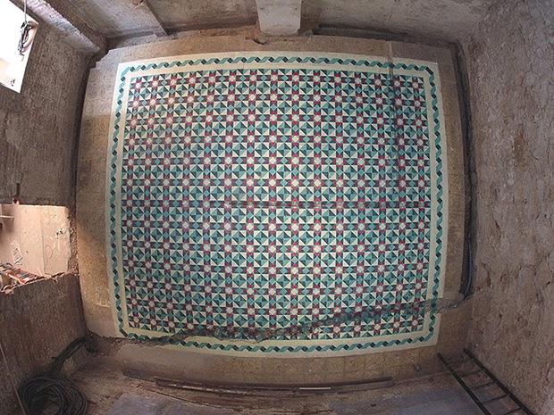 estêncil padrões geométricos javier de riba 02