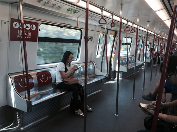 Hong Kong viagem transporte