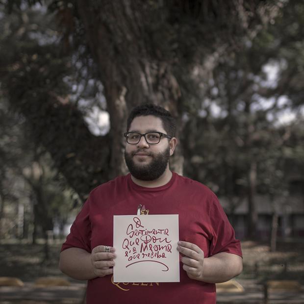 projeto Minha Carta de Amor