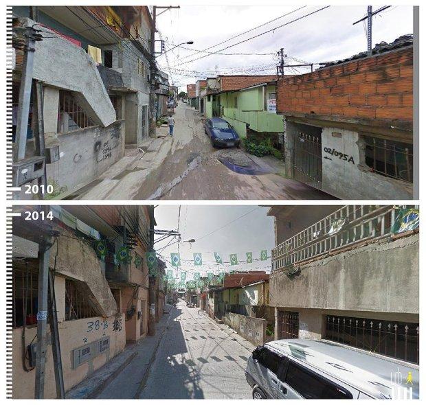 Rua Trés Arapongas, São Paulo, Brazil