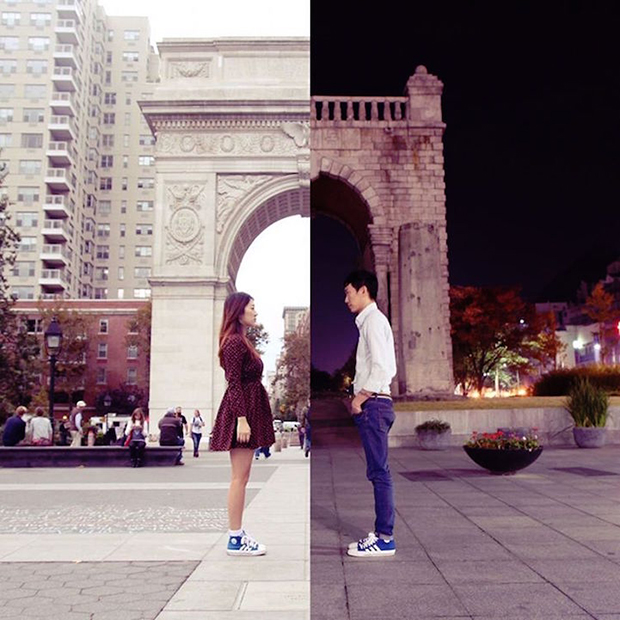 ShinLiArt fotografia casal distância