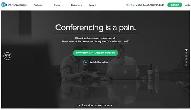 lista aplicativos produtividade uber conference