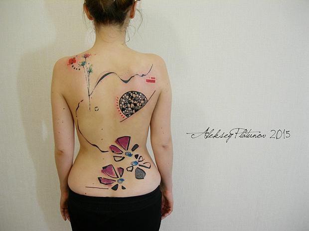 tattoo friday Aleksey Platunov