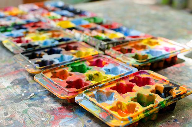 como fazer tinta de aquarela em casa