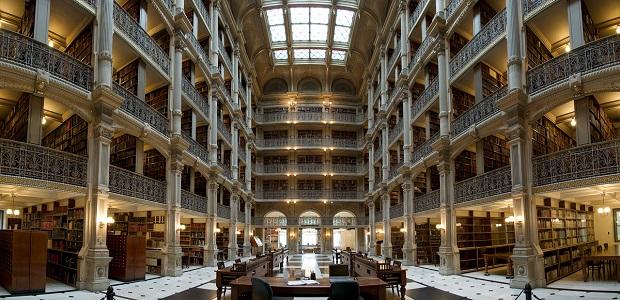 George_Peabody_Library