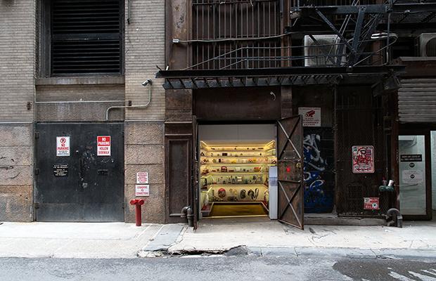 Mmuseumm: este é o menor museu do mundo, construído em um elevador  abandonado em Nova York - Follow the Colours