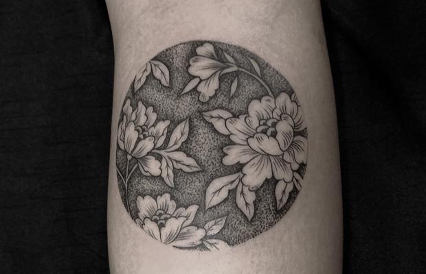 Gabriela Fune tattoo