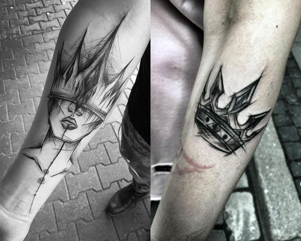 Tatuagens De Coroa Conheça Alguns Significados E