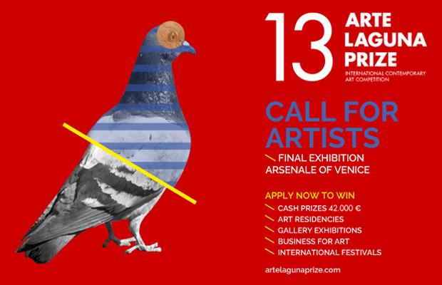 Mostre sua arte ao mundo e concorra a prêmios em $, residências artísticas e exposições no exterior. Inscreva-se no 13º Prêmio Internacional Arte Laguna - Follow the Colours
