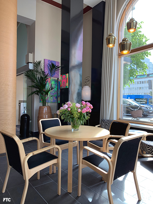 hotel em helsinki finlândia